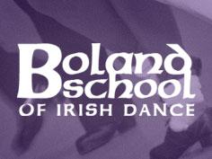 Irish Dance School Website