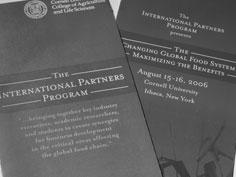International Partners Program